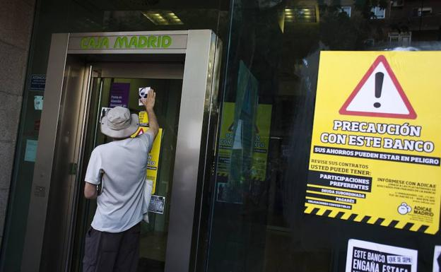 Bankia ha devuelto ya 181 millones a clientes for Clausula suelo caja espana 2018