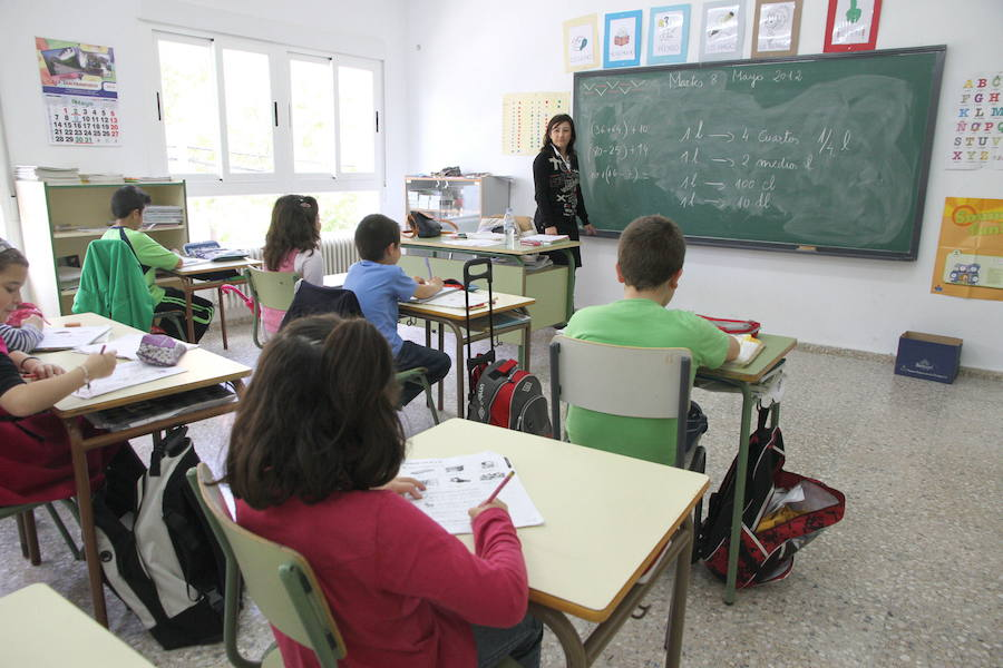 Educaci n busca docentes para 553 vacantes en el inicio for Vacantes para profesores