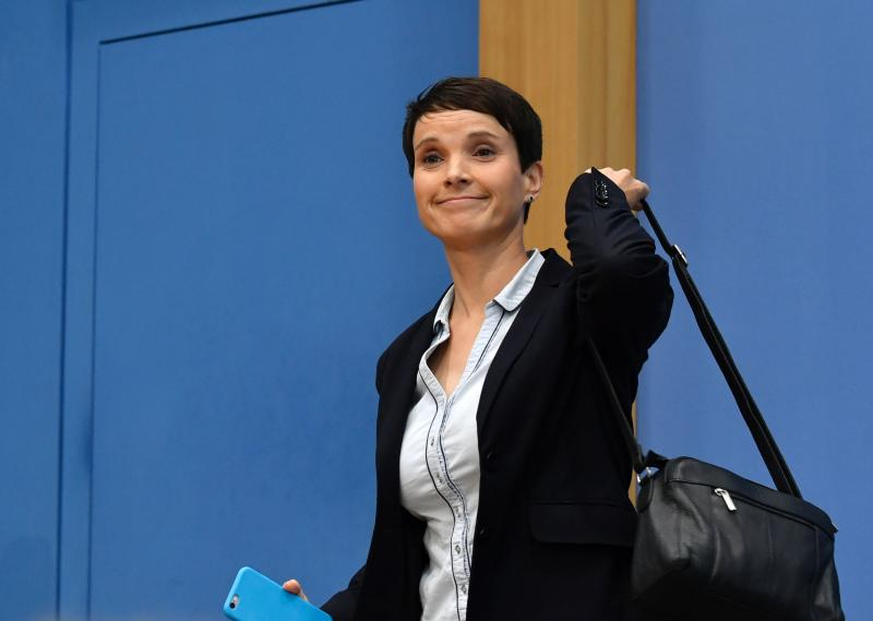 Frauke Petry./Afp
