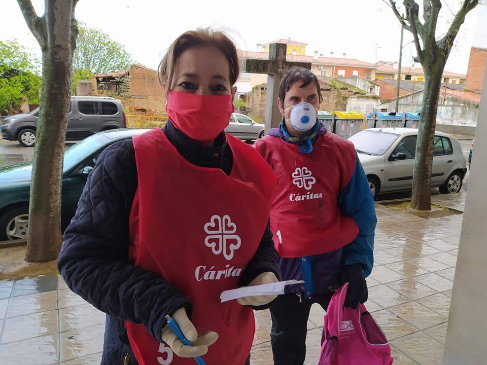 Cáritas de Coria se moviliza frente al Covid-19 | Coria - Hoy