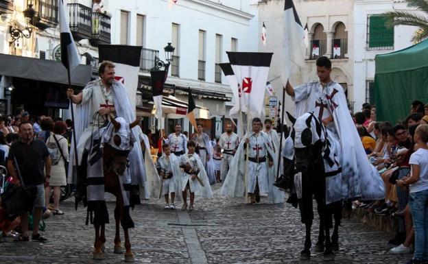 El Xvii Festival Templario Se Suspende Por El Covid 19 Jerez De Los Caballeros Hoy
