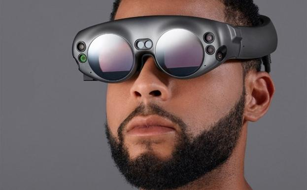 Las gafas de Magic Leap./