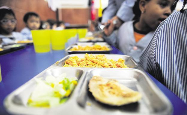 Educación convoca el servicio de catering para 179 comedores ...