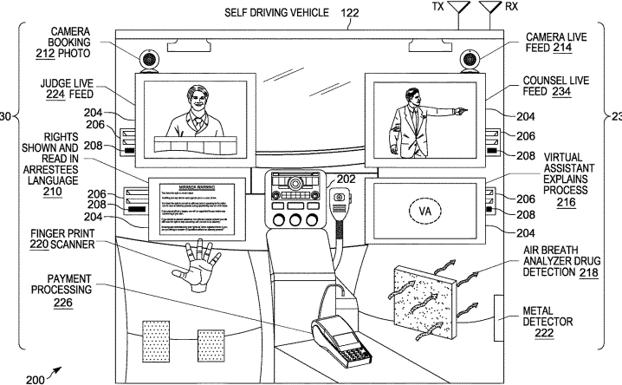 Imagen de la patente./Motorola