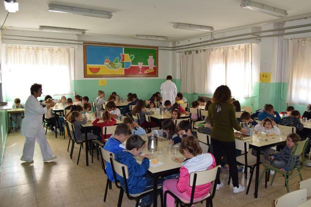 Un colegio de Talayuela será el primero de la región en ...