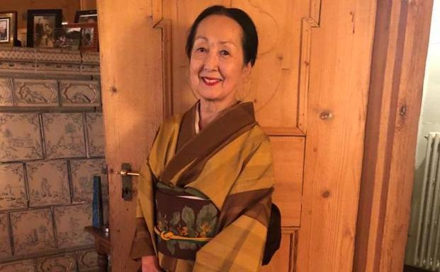 Resultado de imagen de setsuko ideta en rossiniere
