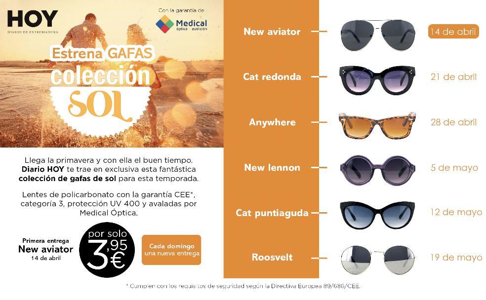 ca422ff39d Estrena gafas de sol | Hoy