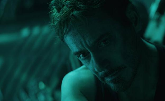 Robert Downey Jr. encarna al multimillonario Tony Stark, alias Iron Man./