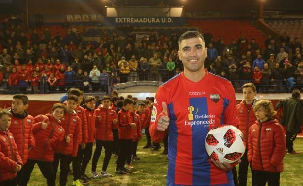 Fallece En Accidente El Futbolista Del Extremadura Jose Antonio