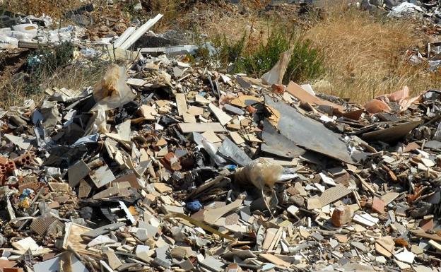 Recogida de escombros toledo