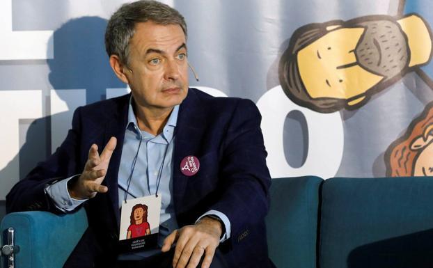 Zapatero rechaza una gran coalición entre PSOE y PP | Hoy
