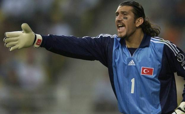 Hospitalizado con coronavirus el portero turco Rüstü, ex del Barça ...
