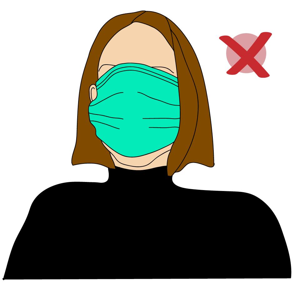 Cuatro formas de anular la eficacia de las mascarillas | Hoy