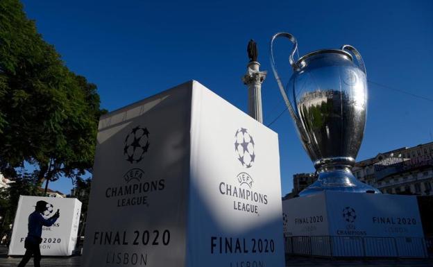 La Champions Del Coronavirus Desplaza El Eje Futbolístico Europeo Hoy