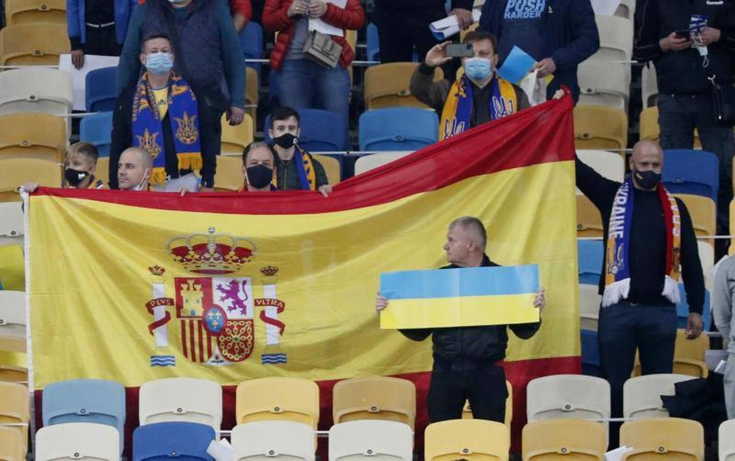 Fotos Las Mejores Imageneas Del Ucrania Espana Hoy