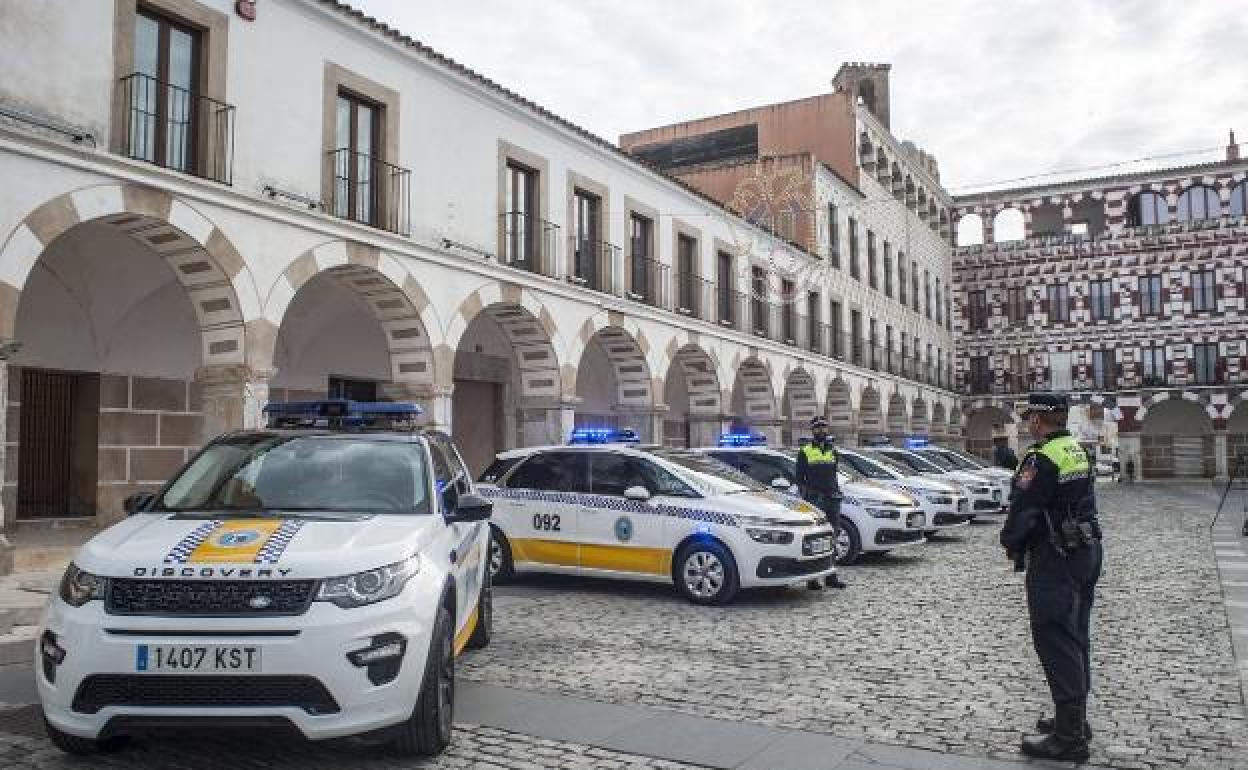 Un incidente en las oficinas de Infancia y Familia obliga a intervenir al vigilante de seguridad y la policía