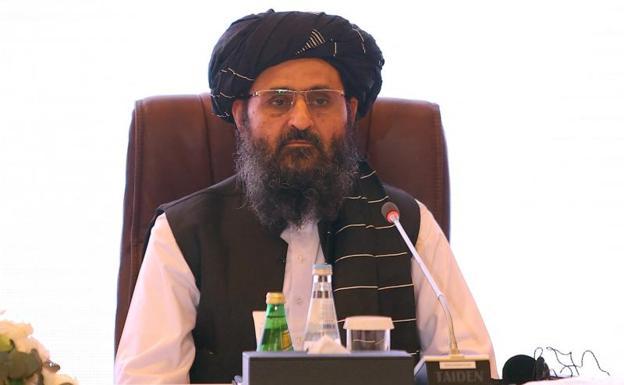 Si Abdul Ghani Baradar ay isang malakas na tao sa rehimeng Taliban.  / Ahensya ng Press ng France