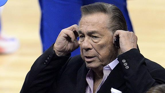 Donald Sterling./