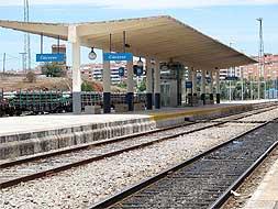 Consultar horarios Tren Cáceres Mérida