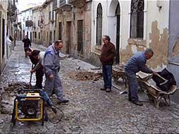 La Remodelacion De La Calle Garcia De Paredes Se Acometera En Dos