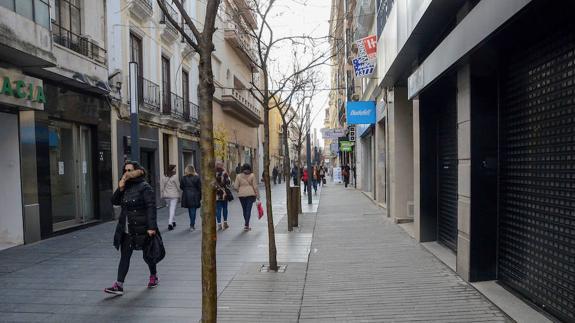 Calle recogidas hoy